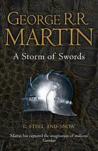 A storm of swords. Part 1, Steel and snow