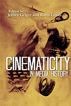 Cinematicity in media history