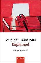 Musical Emotions Explained : Unlocking the Secrets of Musical Affect.