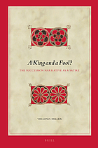 A king and a fool? : the succession narrative as a satire