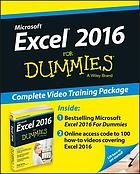 Excel 2016 for dummies formatting & viewing spreadsheets course. Giving descriptive names to Excel 2016 cells and ranges