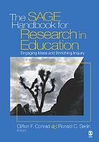 The Sage handbook for research in education : engaging ideas and enriching inquiry