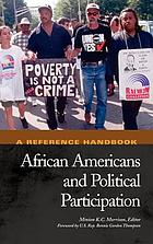 African Americans and political participation : a reference handbook