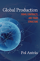 Global production : firms, contracts, and trade structure