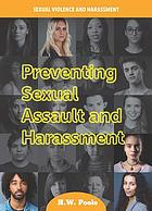 Preventing sexual assault and harassment