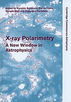 X-ray polarimetry : a new window in astrophysics