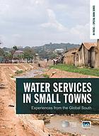Water services in small towns : experiences from the global south