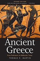 Ancient Greece : From Prehistoric to Hellenistic Times.