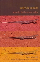 Activist poetics : anarchy in the Avon Valley
