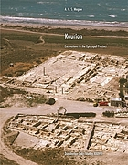 Kourion : excavations in the episcopal precinct