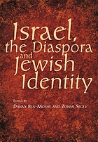 Israel, the Diaspora, and Jewish identity