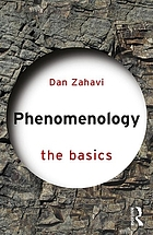 Phenomenology : the basics