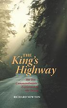 The king's highway : or, Illustrations of the commandments