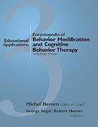 Encyclopedia of behavior modification and cognitive behavior therapy. Vol. 2 : Child clinical applications