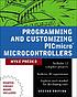 Programming and customizing PICmicro microcontrollers by  Michael Predko