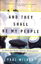 And they shall be my people : an American rabbi and his congregation