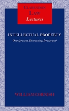 Intellectual property : omnipresent, distracting, irrelevant ?
