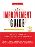 The improvement guide : a practical approach to enhancing organizational performance