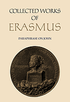 Collected works of Erasmus. Vol. 46, New Testament scholarship