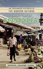 The history of Somalia