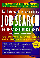 Electronic job search revolution : how to win with the new technology that's reshaping today's job market