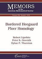 Bordered Heegaard Floer homology