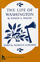 Life of Washington, the