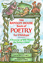 The Random House book of poetry for children