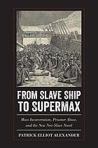 From slave ship to Supermax : mass incarceration, prisoner abuse, and the new neo-slave novel