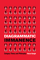 Diagrammatic immanence : category theory and philosophy