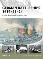 German battleships 1914-18 (2) : Kaiser, König and Bayern classes