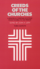 Creeds of The Churches.