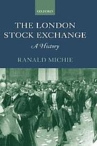 The London Stock Exchange : a history