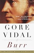 Burr : a novel