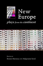 New Europe : plays from the continent