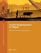 Youth employment in Nepal