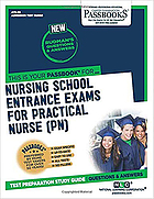 New Rudman's questions and answers on the-- PN, nursing school entrance examinations for practical nurse
