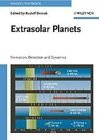 Extrasolar planets : formation, detection and dynamics