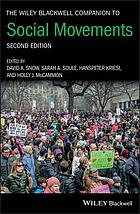 The Wiley Blackwell companion to social movements