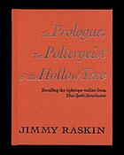 The prologue, the poltergeist & the hollow tree : how a metaphor attempted to escape its master : recalling the tightrope walker from
