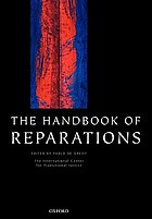 The handbook of reparations