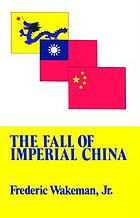 The fall of imperial China