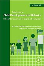 Rational constructivism in cognitive development