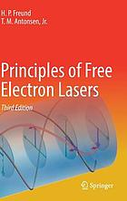 Principles of free electron lasers