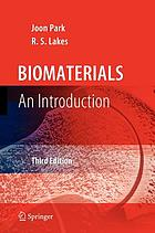 Biomaterials : an introduction