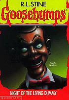 Goosebumps: Night of the Living Dummy #7 copy 1.