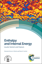 Enthalpy and internal energy : liquids, solutions and vapours