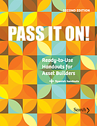 Pass it on! : ready-to-use handouts for asset builders