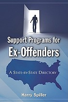 Support programs for ex-offenders : a state-by-state directory