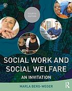 Social work and social welfare : an invitation
